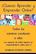 quieres Aprender Y Emprender Online?