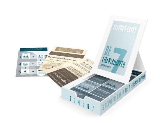 7 eigenschappen Snapshot Editie - Stephen Covey | Fthsonline.com