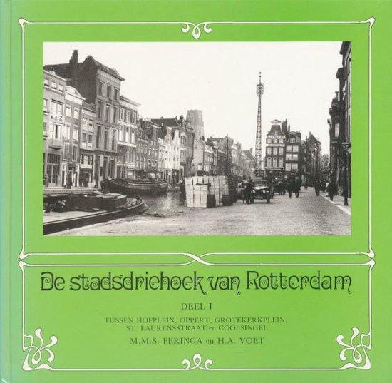 De stadsdriehoek van Rotterdam deel 1 - Voet |