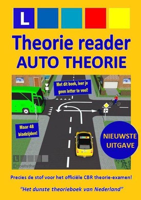 Theorie Reader AUTO (B) 2020 - Theorie auto rijbewijs - verkeerstheorie - Ronald Visser   Fthsonline.com