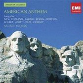 American Anthem: From Ragtime to Art Songs
