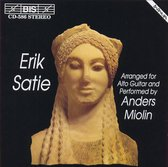 Alto Guitar Anders Miolin - Satie - Guitar