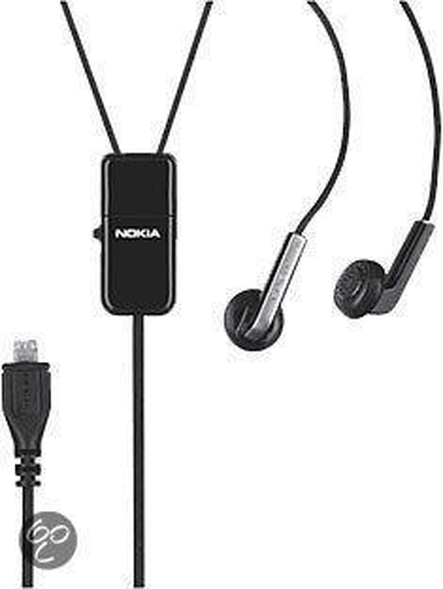 HS82 Nokia Stereo Headset