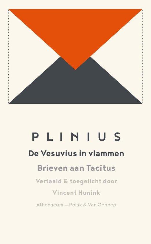 De Vesuvius in vlammen - Plinius  