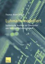 Luhmann Modelliert
