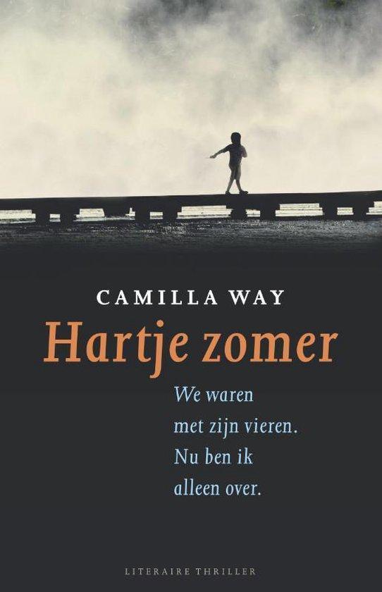 Cover van het boek 'Hartje zomer' van C. Way