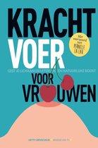 Boek cover Krachtvoer voor vrouwen van Hetty Crèvecoeur
