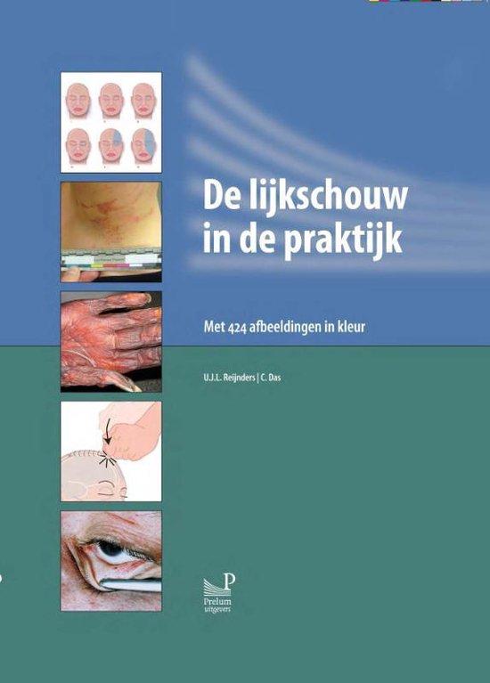 Cover van het boek 'De lijkschouw in de praktijk' van U.J.L. Reijnders