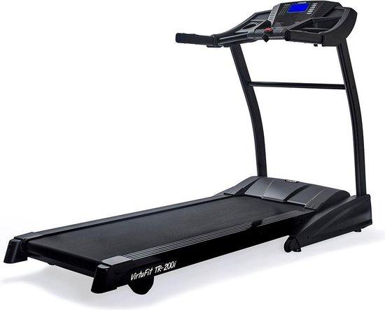 Loopband - VirtuFit TR-200i - Inklapbaar - Fitness - Zwart