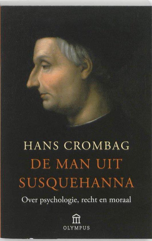 Cover van het boek 'De man uit Susquehanna' van H.F.M. Crombag