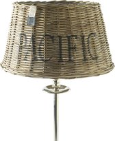 Rivièra Maison Pacific Lamp Shade - Lampenkap - Maat L - Rattan