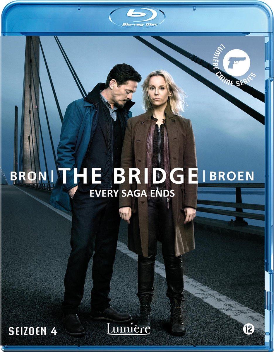The Bridge - Seizoen 4 (Blu-ray) - Tv Series