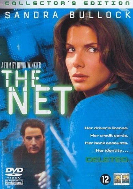 Cover van de film 'The Net'