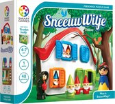 Smart Games Sneeuwwitje Deluxe - Kinderspel