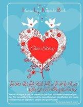 Islamic Love Keepsake Book