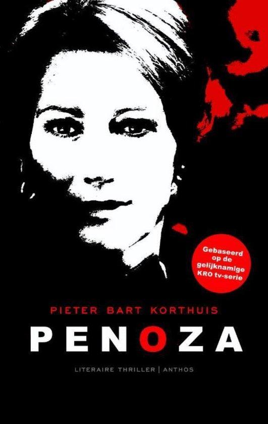 Boek cover Penoza van Pieter Bart Korthuis (Onbekend)