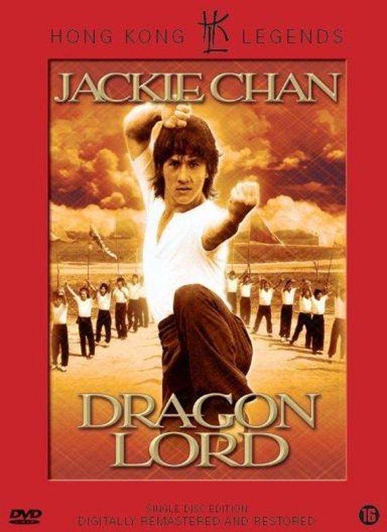 Cover van de film 'Dragon Lord'