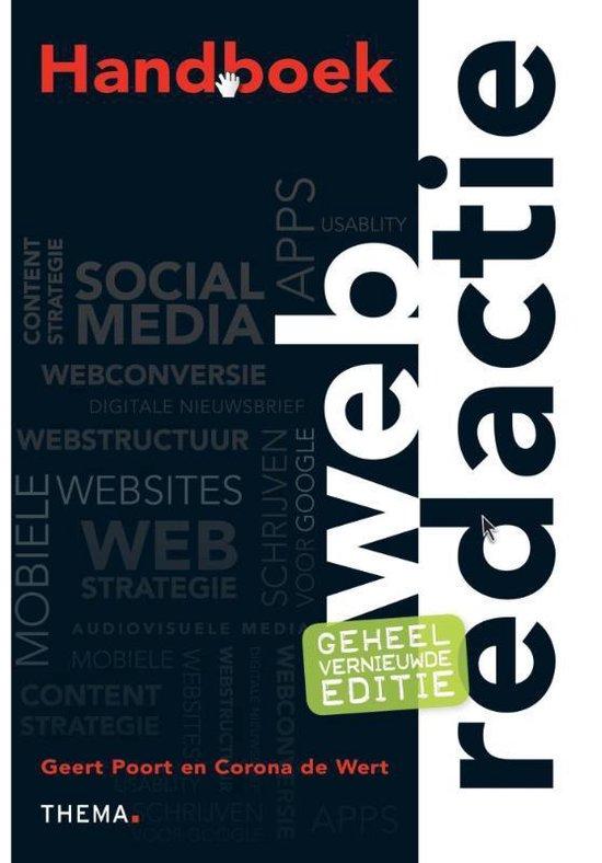 Handboek webredactie - Geert Poort | Readingchampions.org.uk