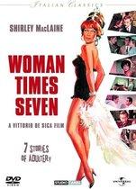 Woman Times Seven (1967) (dvd)