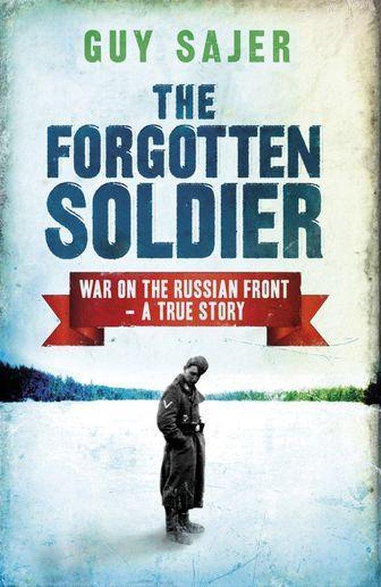 Boek cover The Forgotten Soldier van Guy Sajer (Onbekend)