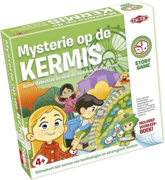 Afbeelding van het spel Story Game Mysterie op de Kermis