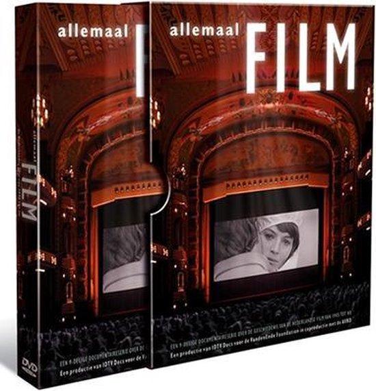 Cover van de film 'Allemaal Film'