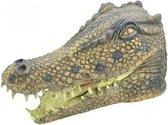 Krokodillen masker voor volwassenen