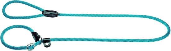 Hunter Retrieverlijn met Stop Freestyle - 10 mm x 170 cm - Turquoise