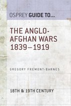 Boek cover The Anglo-Afghan Wars 1839–1919 van Gregory Fremont-Barnes
