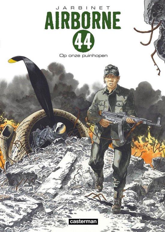 Airborne 44 Hc08. op onze puinhopen - Philippe Jarbinet | Readingchampions.org.uk