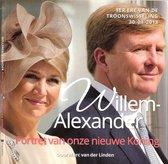 Willem-Alexander portret van onze nieuwe Koning