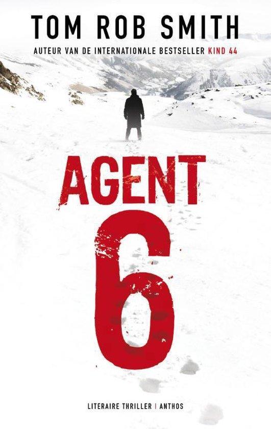 Agent 6 2+1 actie 2013 - Tom Rob Smith | Fthsonline.com