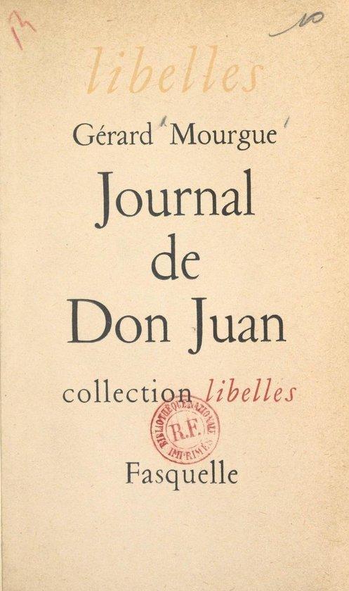 Journal de Don Juan
