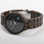 Greenwatch Maestro Ebbenhout Houten horloge
