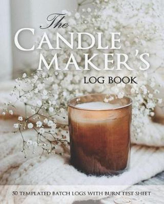 The Candle Maker's Log Book