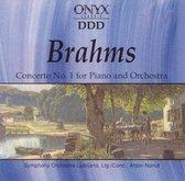 Brahms: Concerto No. 1 for Piano & Orchestra