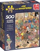 Jan van Haasteren De Schaakclub puzzel - 500 stukjes