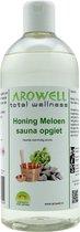 Arowell - Honing Meloen sauna opgiet saunageur opgietconcentraat - 500 ml