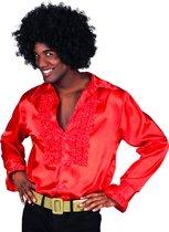 """""""Rood discokostuum voor mannen - Verkleedkleding - Large"""""""