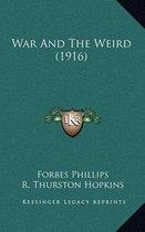War and the Weird (1916)