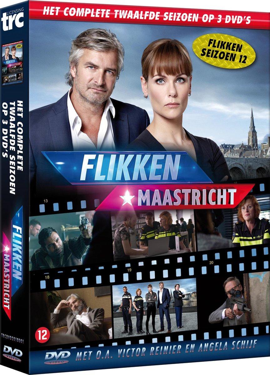 Flikken Maastricht - Seizoen 12 - Tv Series