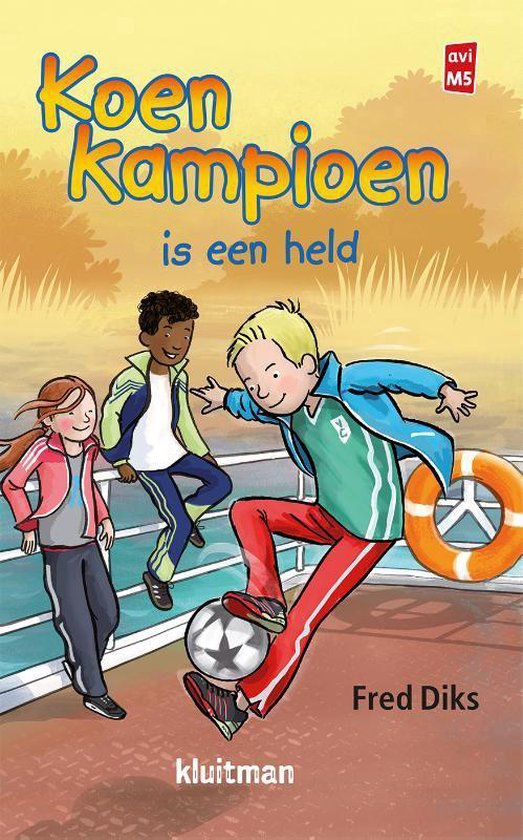 Koen Kampioen - Koen Kampioen is een held - Fred Diks pdf epub