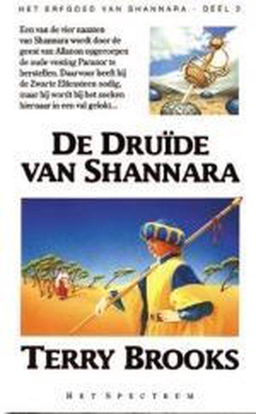 Shannara - De druïde van Shannara - Terry Brooks | Readingchampions.org.uk