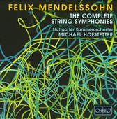 Mendelssohn: the Complete String Sy