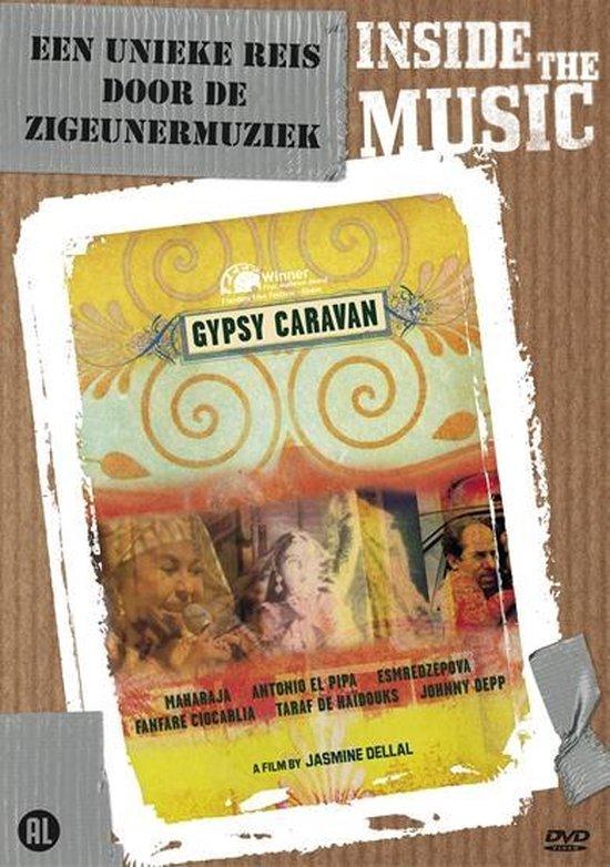 Cover van de film 'Gypsy Caravan'