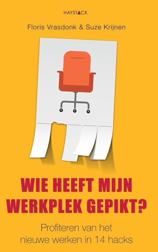 Wie heeft mijn werkplek gepikt? - Floris Vrasdonk   Fthsonline.com