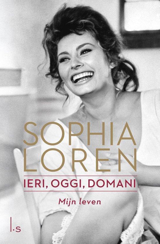Mijn leven - Ieri, oggi domani - Sophia Loren  