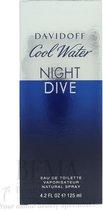 Davidoff Cool Water Night Dive Eau de Toilette Spray 125 ml