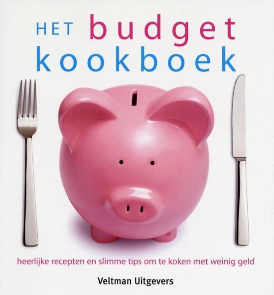 Het Budgetkookboek - Onbekend  