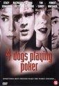 4 Dogs Playing Poker